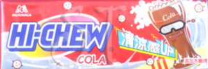 Cola Hi-Chew pack image