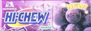 Grape Hi-Chew pack image