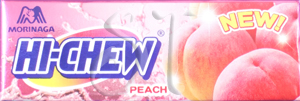 Peach Hi-Chew pack image